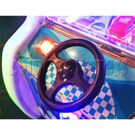 Baby Taxi Ticket Redemption Machine - imitation steering wheel