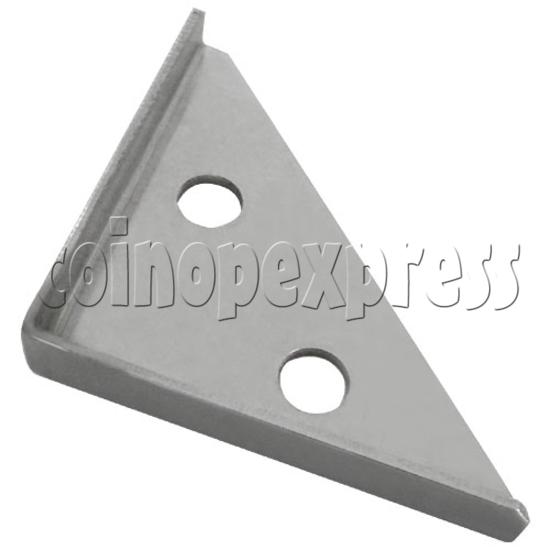 Corner Metals for DDR Floor Arrows - triangular metal