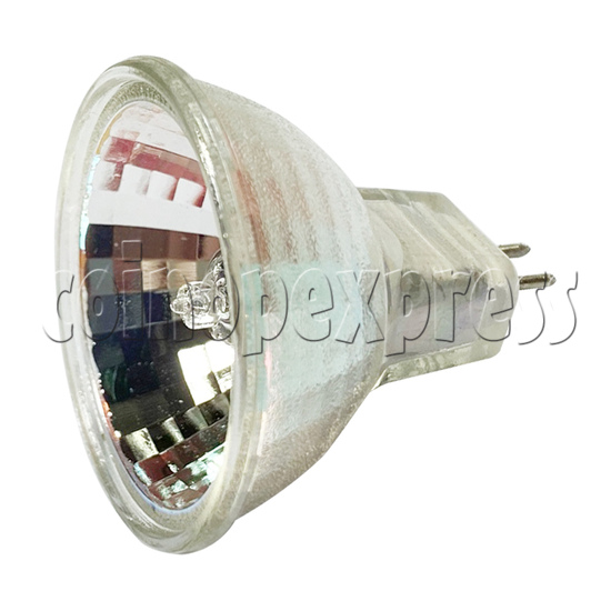 Halogen Lamp With Plug for DDR Machine - angle view