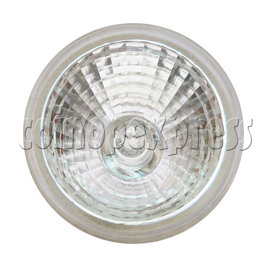 Halogen Lamp With Plug for DDR Machine - top view