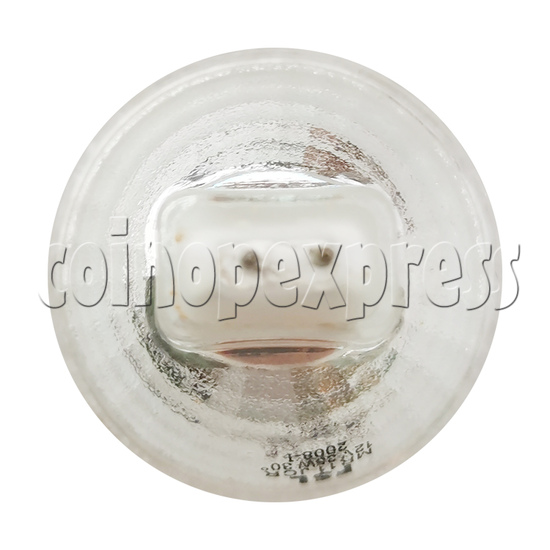 Halogen Lamp With Plug for DDR Machine - bottom view