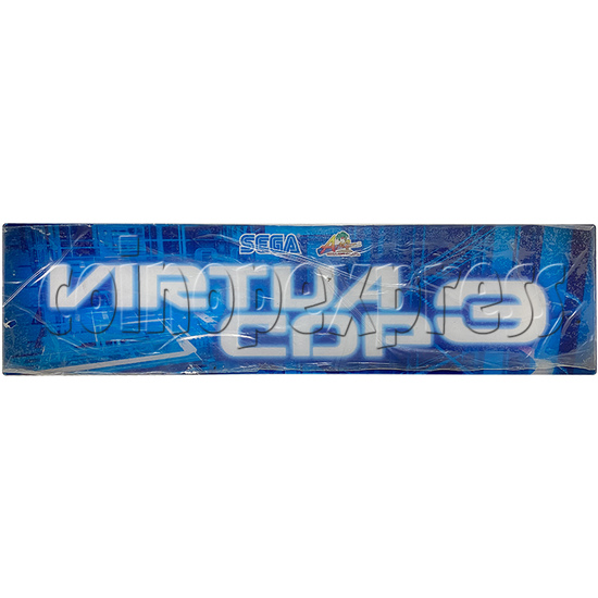 Header for Virtua Cop 3 - front view