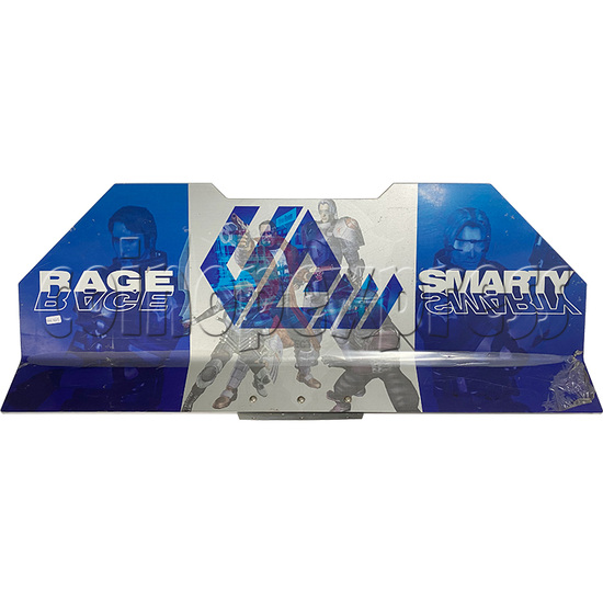 Header for Rage Smarty - front view