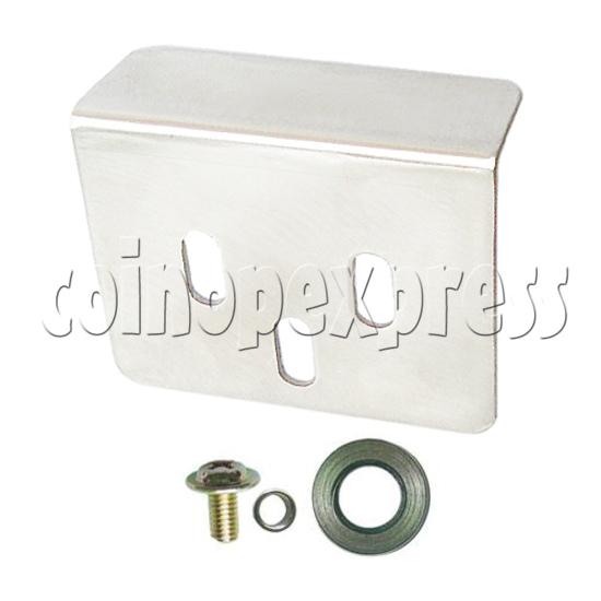 DDR floor sensor metal cover - full set