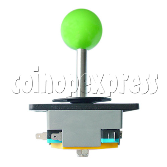 Plastic Construction Joystick - front view