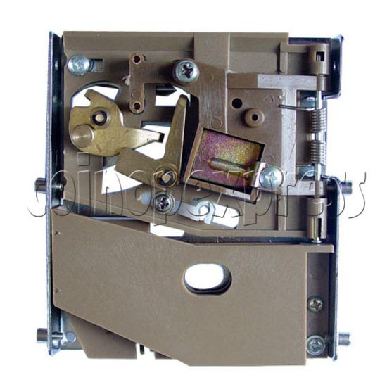 Mechanical Roll Down Coin Mech - front view