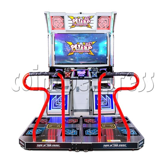 Pump It Up XX 20th Anniversary Edition Dance Machine