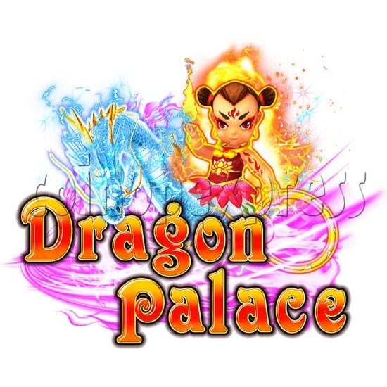 Dragon Palace Fishing Game Full Game Board Kit - logo