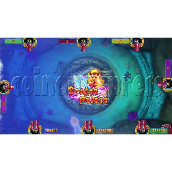 Dragon Palace Fishing Game Full Game Board Kit - screen 1