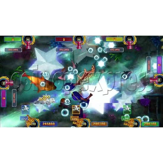 Dragon Palace Fishing Game Full Game Board Kit - screen 2