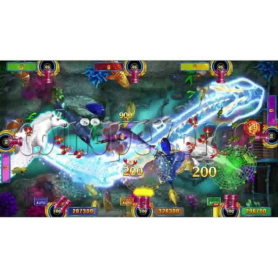 Dragon Palace Fishing Game Full Game Board Kit - screen 4
