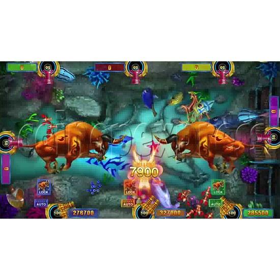 Dragon Palace Fishing Game Full Game Board Kit - screen 5