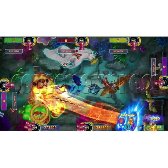 Dragon Palace Fishing Game Full Game Board Kit - screen 6