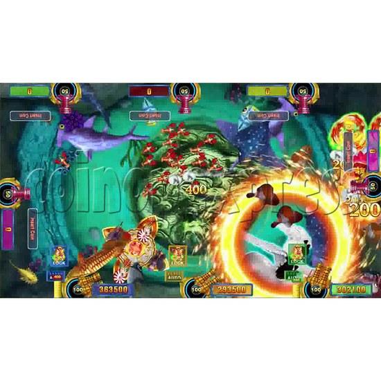 Dragon Palace Fishing Game Full Game Board Kit - screen 8