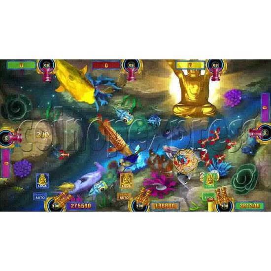 Dragon Palace Fishing Game Full Game Board Kit - screen 10