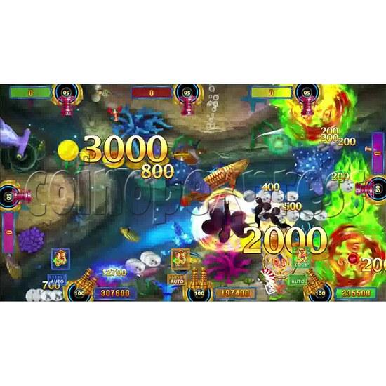 Dragon Palace Fishing Game Full Game Board Kit - screen 12