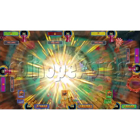 Dragon Palace Fishing Game Full Game Board Kit - screen 13