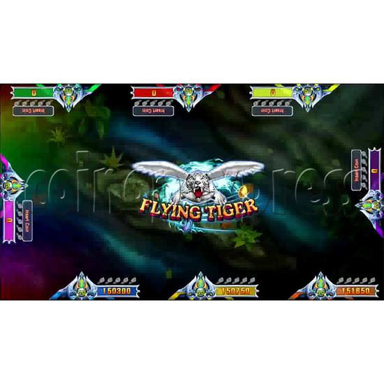 Flying Tiger Birds Hunting Game Full Gameboard Kit - screen 1