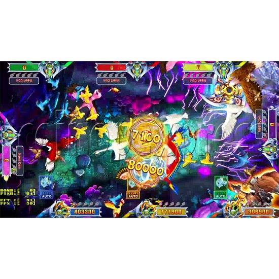 Flying Tiger Birds Hunting Game Full Gameboard Kit - screen 9