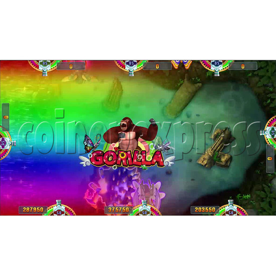 Gorilla Insects Hunting Game Full Gameboard Kit - screen 1
