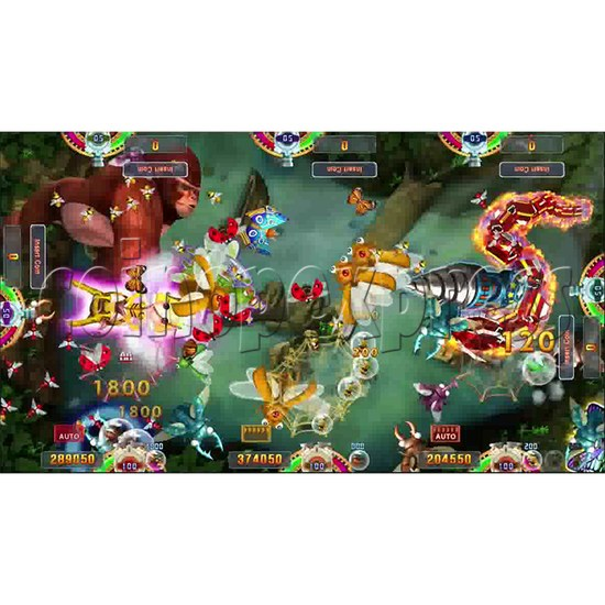 Gorilla Insects Hunting Game Full Gameboard Kit - screen 3