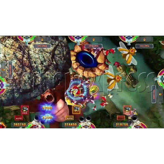 Gorilla Insects Hunting Game Full Gameboard Kit - screen 7