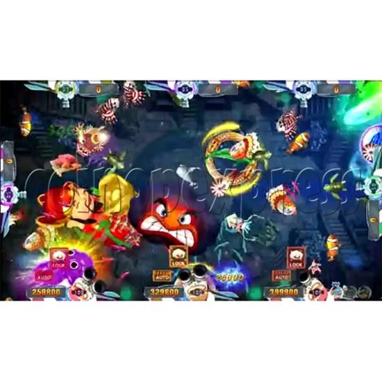 Super Lightning Fishing Game Full Game Board Kit - screen 3