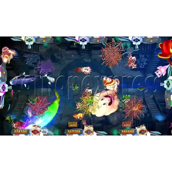 Super Lightning Fishing Game Full Game Board Kit - screen 5