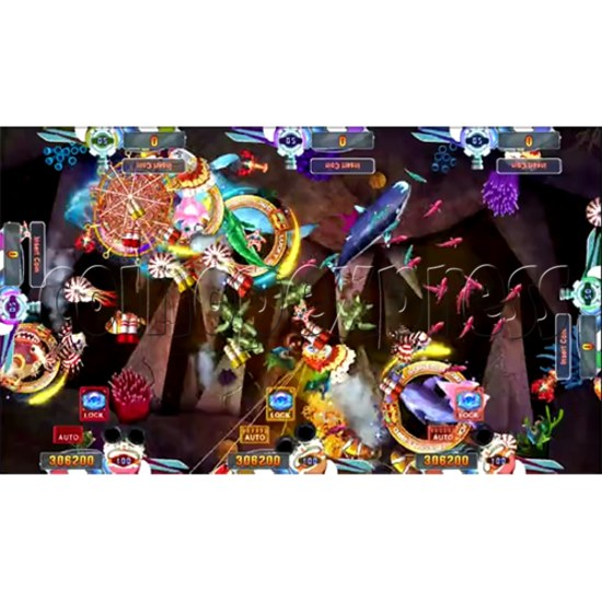 Super Lightning Fishing Game Full Game Board Kit - screen 9