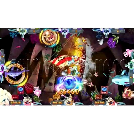 Super Lightning Fishing Game Full Game Board Kit - screen 10