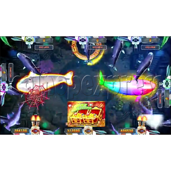 Super Lightning Fishing Game Full Game Board Kit - screen 12