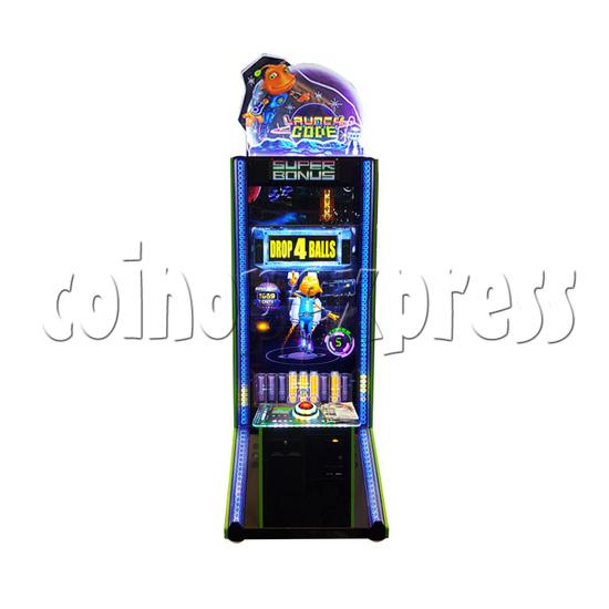 Launch Code Arcade Redemption Machine front view 1