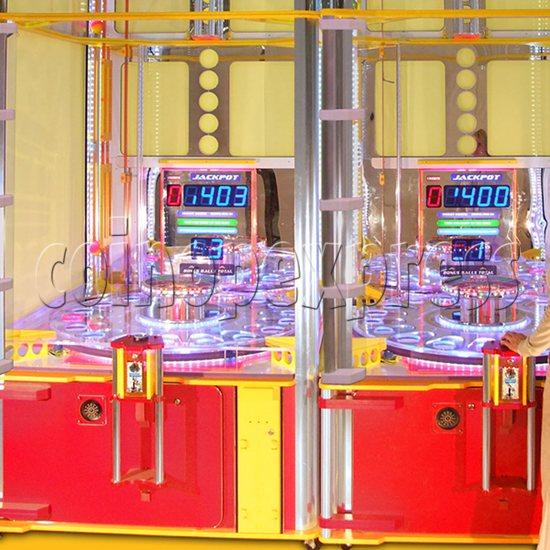 Monster Drop X-treme Ticket Redemption Machine - controller