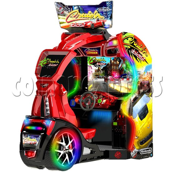 Cruis'n Blast Arcade Machine