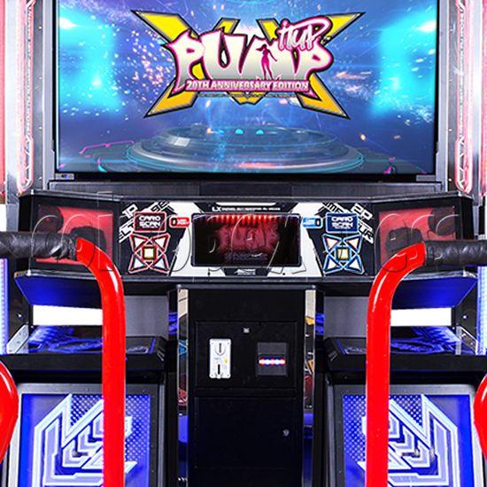 Pump it up LX with XX software Dance Machine - detail