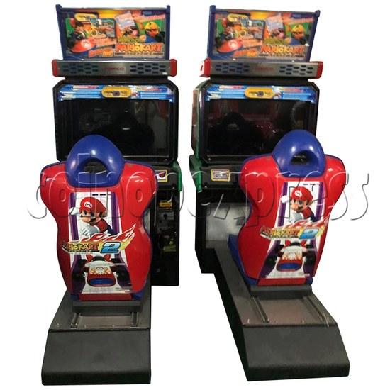 Mario Kart 2 Twin Set Arcade Machine