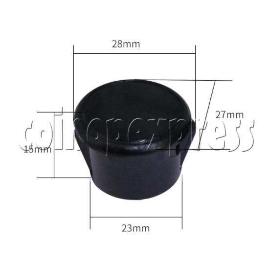 24mm Dummy Button - diagram