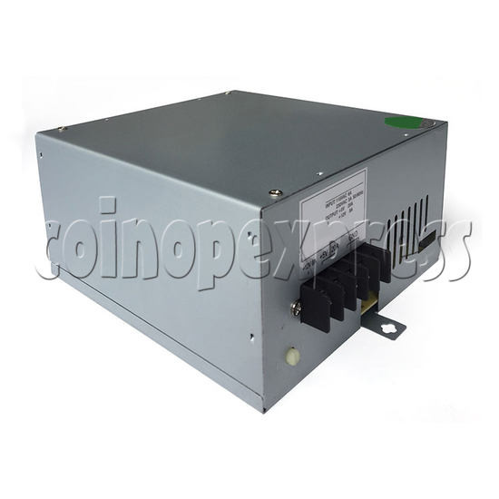 20A Power Supply for arcade machine - left view