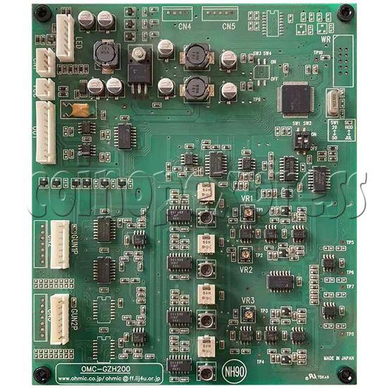 Gun I/O Board for Namco Time Crisis 4 OMC-GZH200