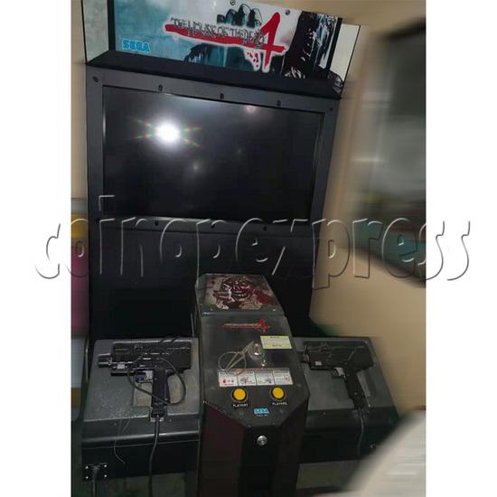 House of Dead 4 Arcade Machine - 55 inch HD screen