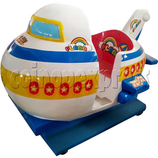 Jumbo Plane Kiddie Ride