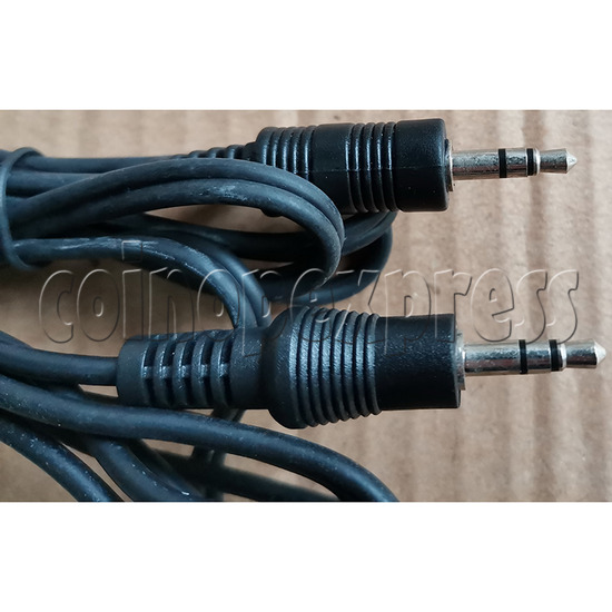 Blue LED PCB for Cymbal Pad-oxidised on the plug