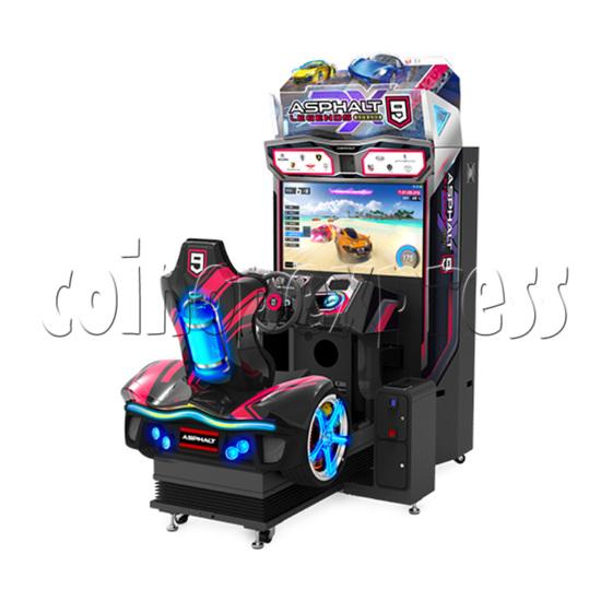 Asphalt 9: Legends Arcade DX machine