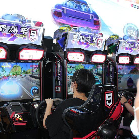 Asphalt 9: Legends Arcade DX play view 1