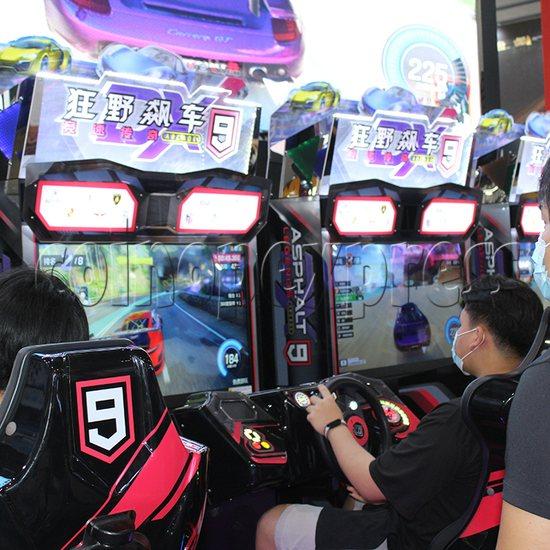 Asphalt 9: Legends Arcade DX play view 2
