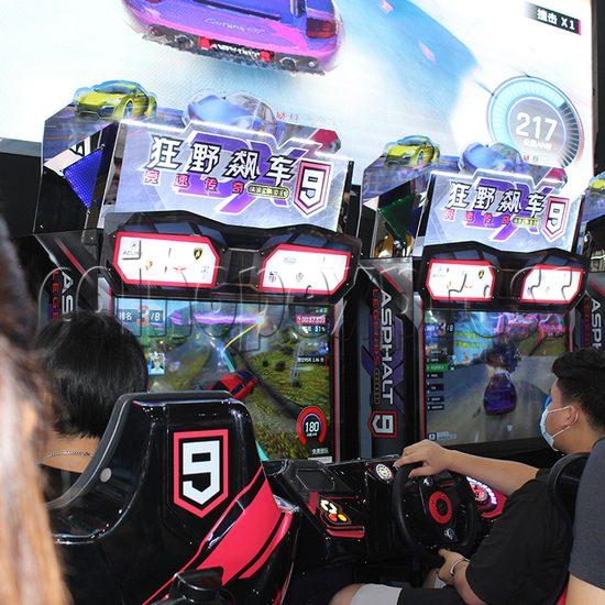 Asphalt 9: Legends Arcade DX play view 3