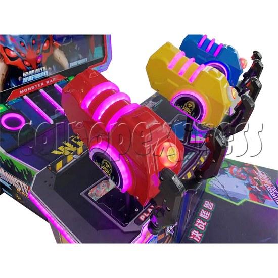 Monster Wars Radiation Simulative Shooting Game Machine guns