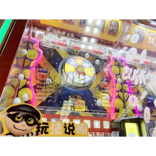 Break The Safe Ticket Redemption Arcade Machine playfield 3