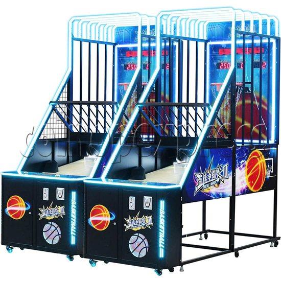 Basketball Tournament III Ticket Redemption Arcade Machine 2pcs