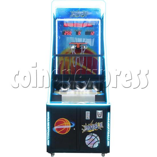Basketball Tournament III Ticket Redemption Arcade Machine front view